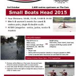 RRBC Small Boats Head 2015